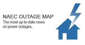 NAEC Outage Map