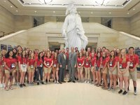 U.S. Capitol with Reps. French Hill and Rick Crawford